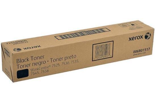 Тонер-картридж Xerox WorkCentre 7525/7530/7535/7545/7556/7830/7835/7845/7855 (26K стр.), черный