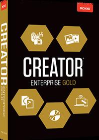 Roxio Creator Enterprise Gold