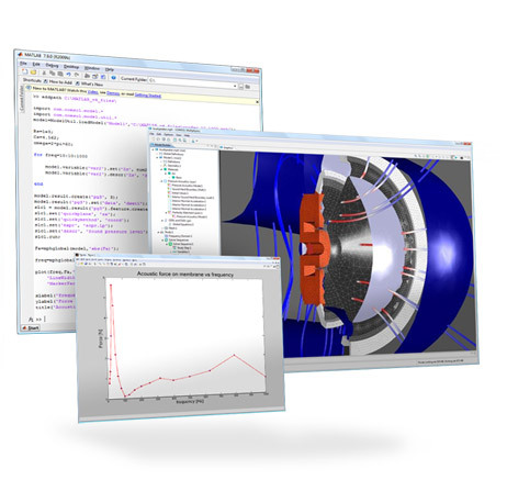 COMSOL LiveLink for MATLAB