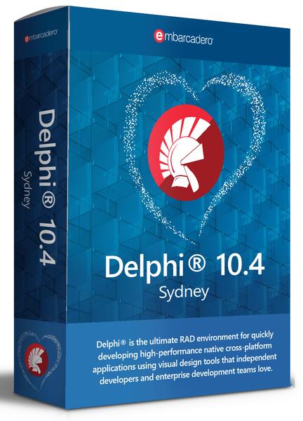 Embarcadero Delphi 10.4 Sydney