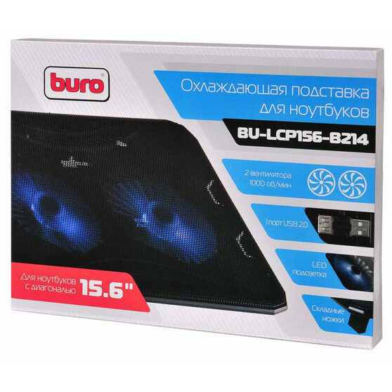 Подставка Buro BU-LCP156-B214