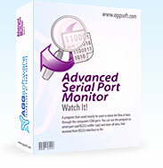 Advanced Serial Port Monitor 4