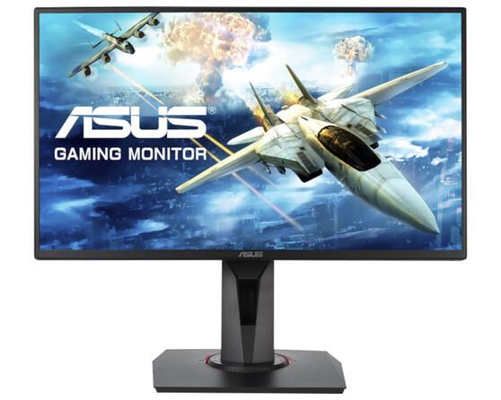 Монитор ASUS VG278Q 27.0-inch черный