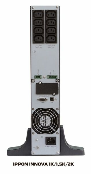 ИБП Ippon Innova RT 1500 1500VA (621778)