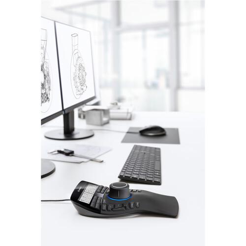 3D манипулятор 3DCONNEXION SpaceMouse Enterprise 3DX-700056