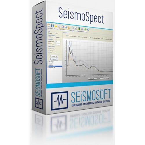 Seismosoft SeismoSpect 2018 (лицензия)