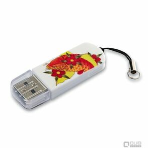 Флешки USB Verbatim Store n Go Mini Tattoo Koi 16GB