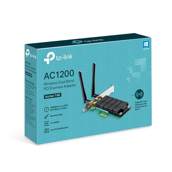 Адаптер Wi-Fi TP-LINK Archer T4E