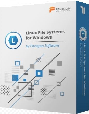 Linux File Systems for Windows by Paragon Software