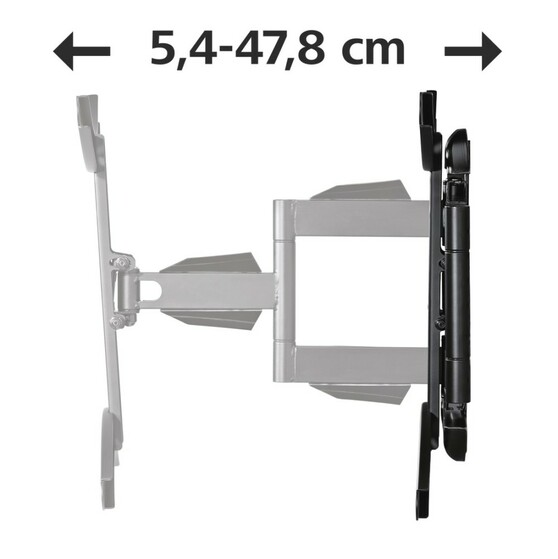 Кронштейн HAMA Fullmotion H-118620