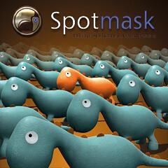 3D-IO Spotmask