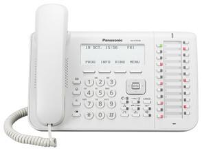 Системный телефон Panasonic KX-series KX-DT546RU