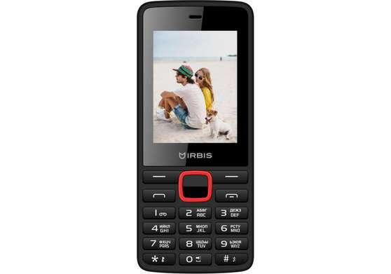 Смартфон Irbis  SF19 32 МБ черный