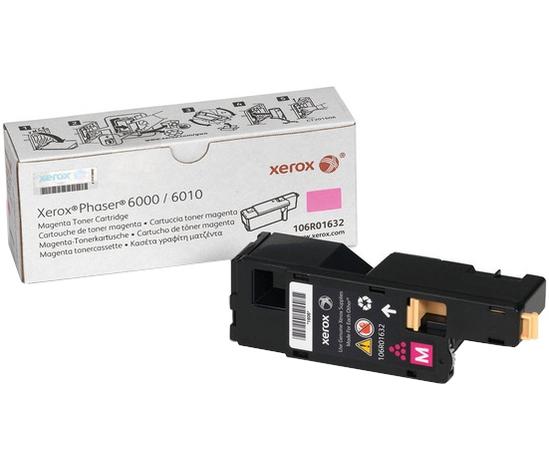 Phaser 6000/10 & WorkCentre 6015, тонер-картридж малиновый Phaser h6000b