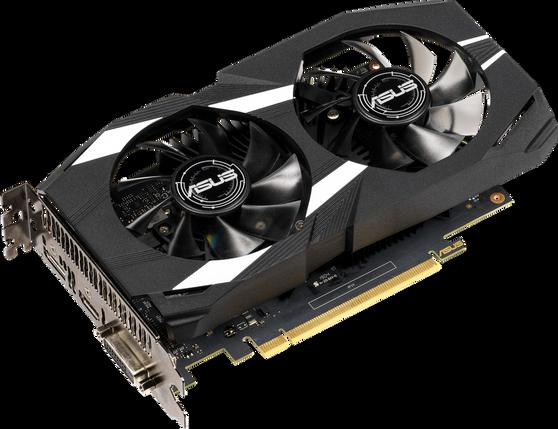 Видеокарта ASUS GeForce GTX 1650 4 ΓБ Retail