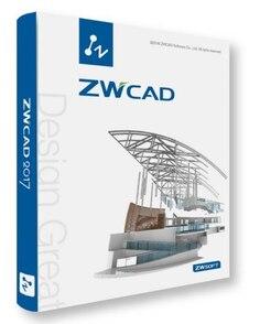 ZWSOFT ZWCAD Professional (лицензия) 1-4