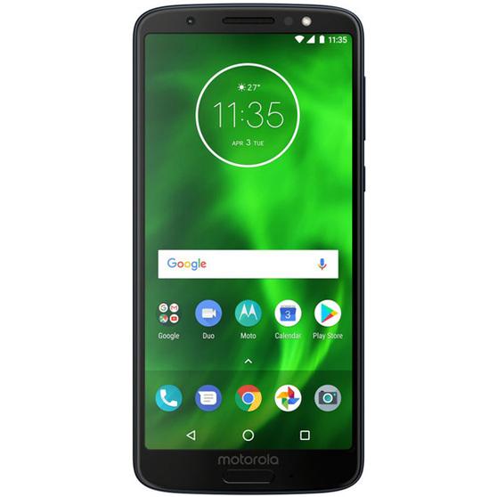 Смартфон Motorola MOTO G6  XT1925-5 32 ГБ темно-синий