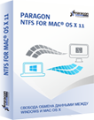 Paragon NTFS for Mac OS X