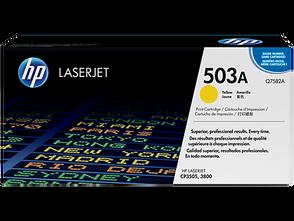 Картридж желтый HP Inc. Q7582A
