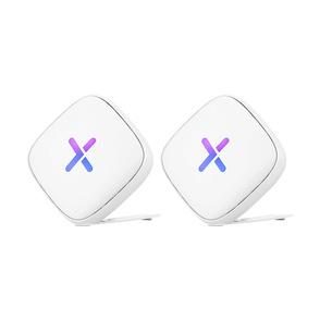 Wi-Fi роутер Набор из двух Mesh Wi-Fi машрутизаторов ZYXEL Multy U (WSR30) [WSR30-EU0201F]