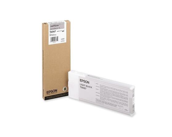 Картридж серый Epson C13T606700