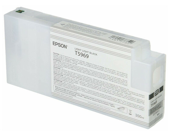 Картридж светло-серый Epson C13T596900