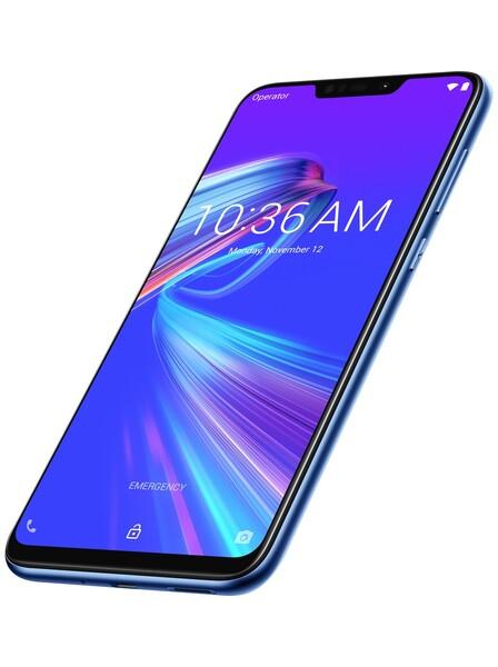 Смартфон ASUS ZenFone Max M2  ZB633KL 32 ГБ синий