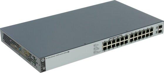 Коммутатор Hewlett Packard Enterprise 1820 24G PoE+