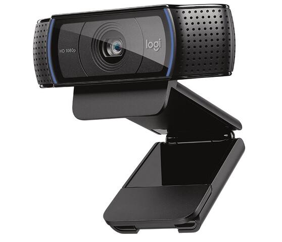 Вебкамера Logitech HD Pro Webcam C920