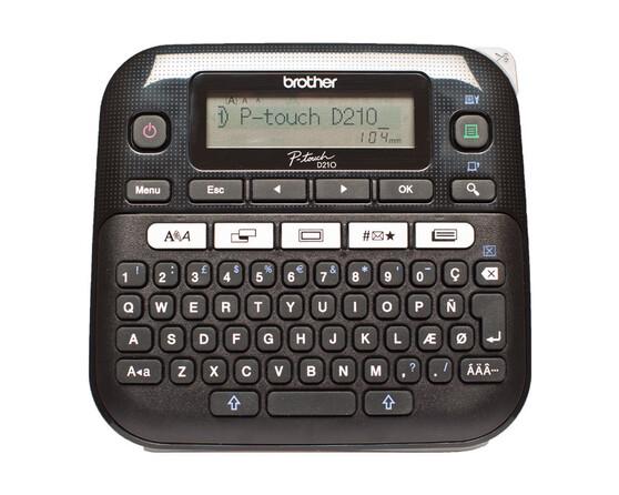 Принтер Brother P-touch PT-D210