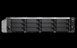 Сетевые хранилища (NAS) QNAP 12 disks TS-1273U