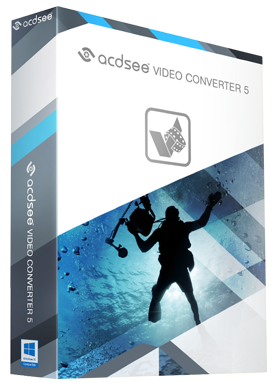 ACD Systems International ACDSee Video Converter 5 (подписка Corporate Subscription на 1 год), Количество устройств, ACDVCS05WSCCXEEN