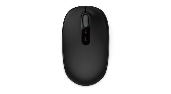 Мышь Microsoft Corporation Wireless Mobile Mouse 1850 U7Z-00004, цвет черный