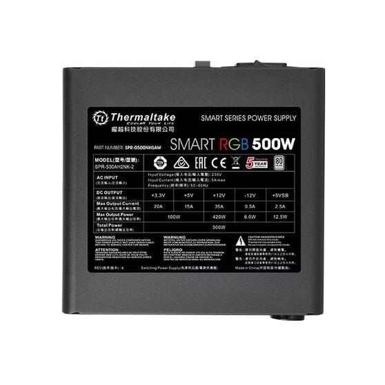 Блок питания Thermaltake Smart PS SPR 500W