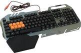 Клавиатура A4tech Bloody B418, цвет черный