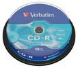 Verbatim Диск CD-R 43437