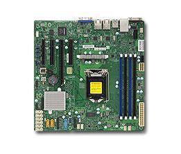 Материнская плата SUPERMICRO ServerBoard Intel C236 X11SSM-F