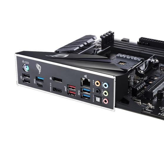 Материнская плата ASUS AMD B450 ROG STRIX B450-F GAMING