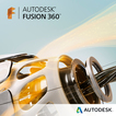 Autodesk Fusion 360 (подписка  CLOUD Commercial New), Commercial New Single-User ELD на 1 год