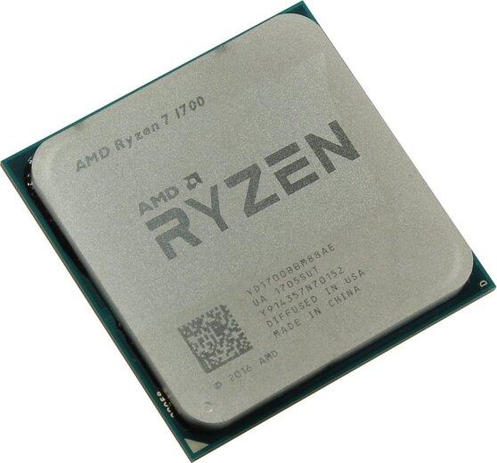 Процессор AMD    -1700 OEM