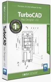 IMSI/Design TurboCAD Mac Designer 2D