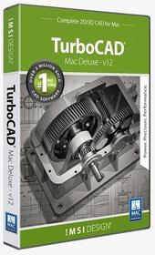 IMSI/Design TurboCAD Macintosh Deluxe 2D/3D