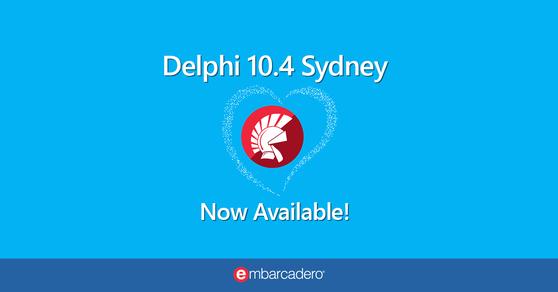 Embarcadero Delphi (лицензии Professional), 1 именная лицензия, HDB000MLENWC0
