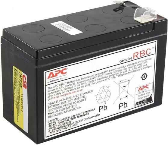 Сменная батарея для ИБП APC Батареи ИБП APCRBC110