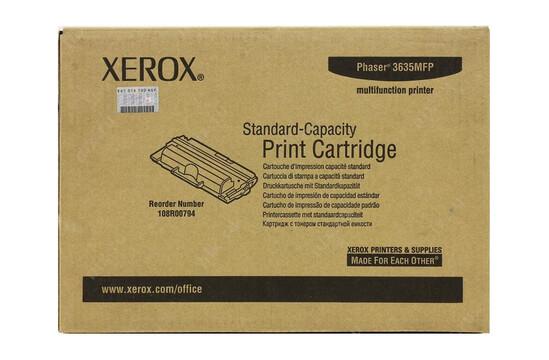 Фото товара Phaser 3635, тонер-картридж стандартной емкости