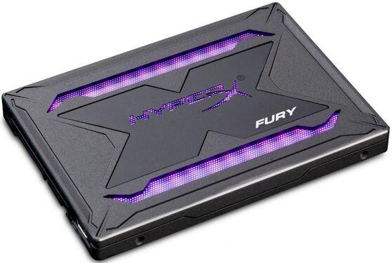 Внутренний SSD Kingston HyperX FURY 240GB