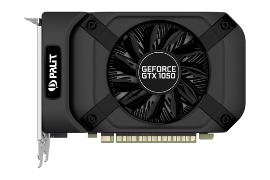 Видеокарта Palit GeForce GTX 1050 2 ΓБ Retail