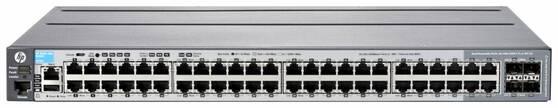Коммутатор Hewlett Packard Enterprise 2920 48G