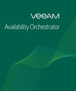 Veeam Availability Orchestrator licensed by VM (подписка на академическую лицензию с техподдержкой), на 3 года, E-VAO000-0I-SU3YP-00