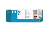 Картридж голубой HP Inc. 90 C5055A.